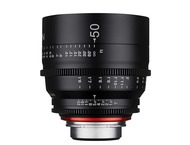 Samyang XEEN 50mm f 1.5 FF Cine For micro 4/3