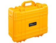 BW Outdoor.cases Type 50 oranje / leeg