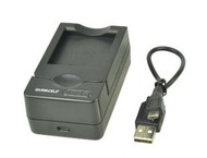 Duracell USB lader voor Panasonic CGA-S005 / CGA-S008