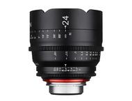 Samyang 24mm T1.5 FF cine MFT