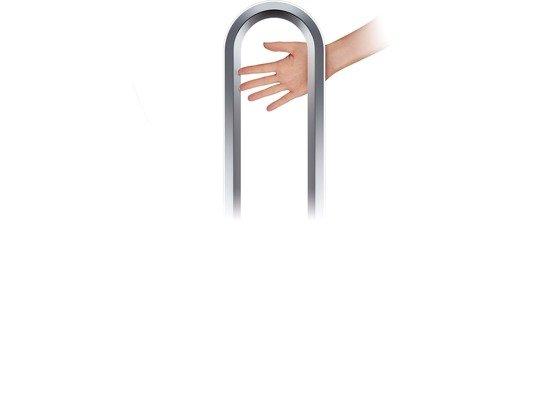 Dyson AM07 veilig voor de handen
