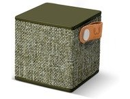 Fresh n Rebel Rockbox Cube Fabriq Edition - Army