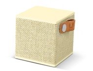 Fresh n Rebel Rockbox Cube Fabriq Edition - Buttercup