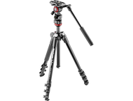 Manfrotto Befree kit incl befree live head