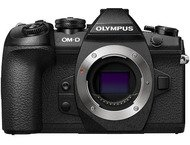 Olympus OM-D E-M1 Mark II Body - Zwart