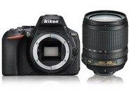 Nikon D5600 Boîtier + 18-105mm - Noir