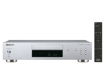 Pioneer PD-10AE - Zilver