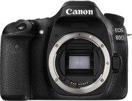 Canon EOS 80D Body - Zwart