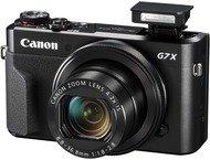 Canon PowerShot G7X Mark II - Noir