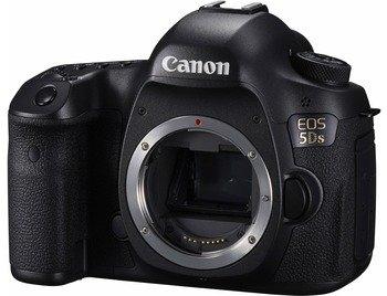 Canon EOS 5Ds Body - Zwart