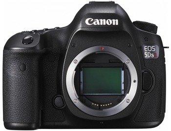 Canon EOS 5Ds R Body - Zwart