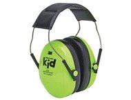 Peltor KIDS-GREEN 27db Kids Headband Passive Ear Protect