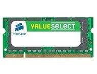 Corsair DDR3 1066MHz 2GB 1x204 SODIMM 1.5V Unbuffered
