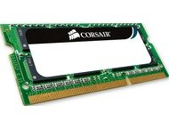 Corsair DDR3 1066MHz 4GB 1x204 SODIMM 1.5V Unbuffered
