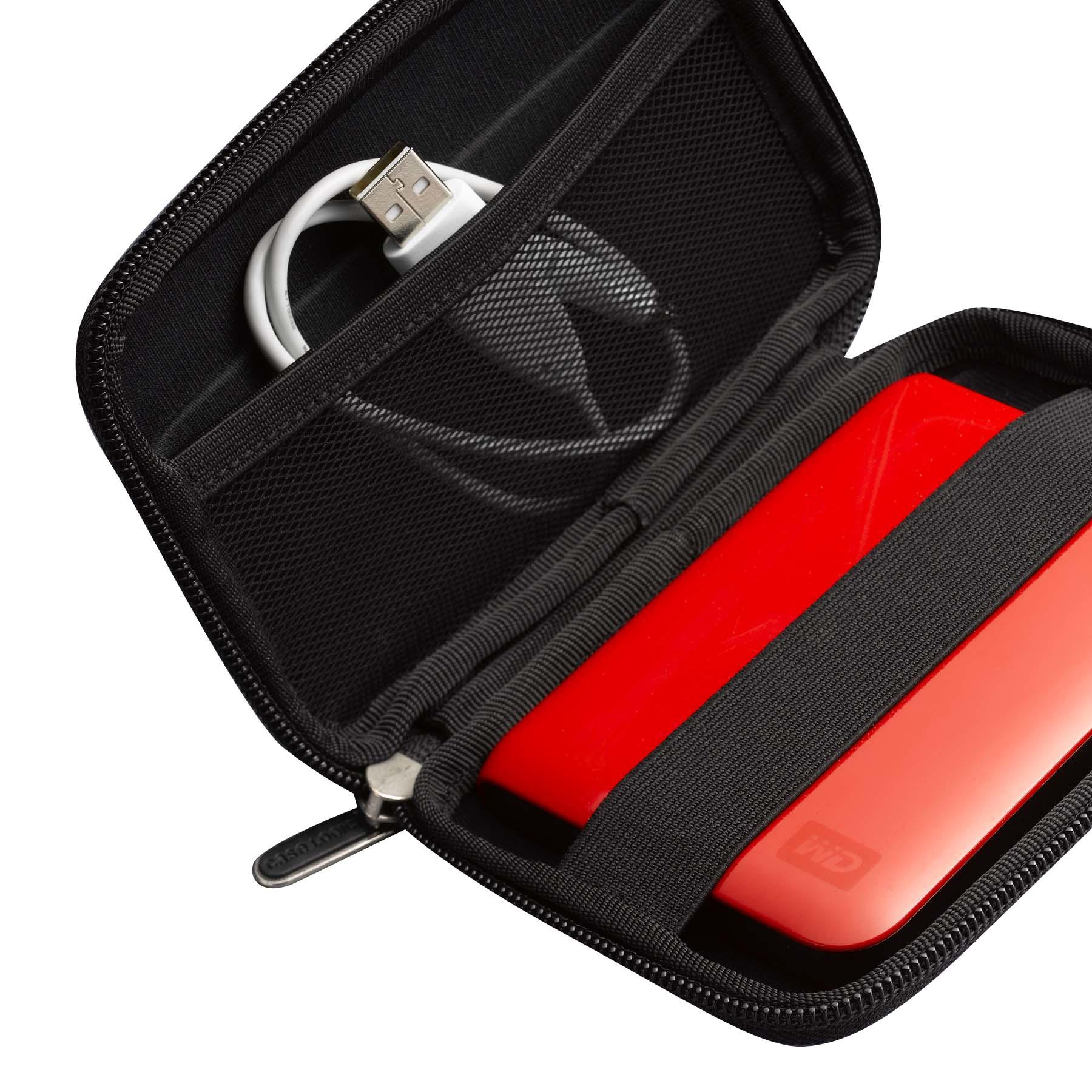 ... Case Logic Tas voor draagbare harde schijf CSL-QHDC101K a92aa5d087