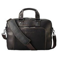 HP Elite Top Load Leather Case