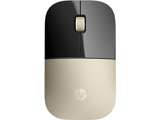 HP Z3700 Gold Wireless Mouse