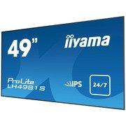 iiyama 49i 10p Touch LCD. 1920 x 1080. IPS LED. Speakers