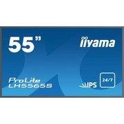 iiyama 55i Prolite LH5565S-B1 - 1920x1080 IPS LED - 12MS