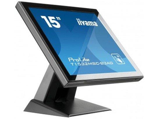 iiyama 15i PCAP Anti-Glare coated. Bezel Free Front. 10P