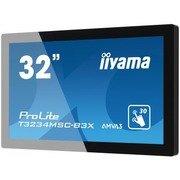 iiyama 32i LED LCD Bezel Free Front 30P Projective