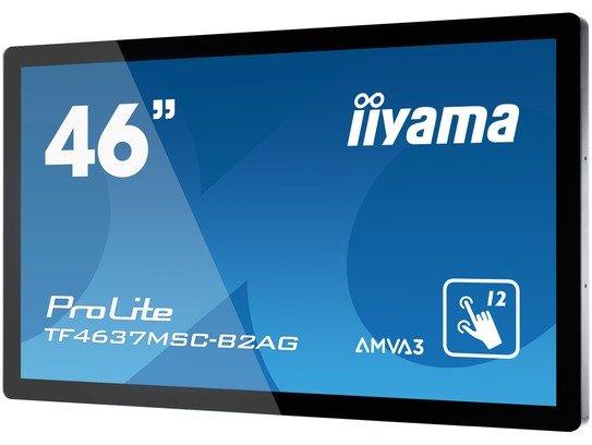 iiyama 46i LED PCAP AG Bezel Free 12P Touch Screen1920x1080