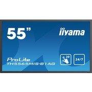 iiyama 55i 20-Points Touch. 1920x1080. IPS. Speakers. VGA