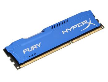 Kingston HX313C9F/4 4GB 1333MHz DDR3 CL9 DIMM HyperX FURY