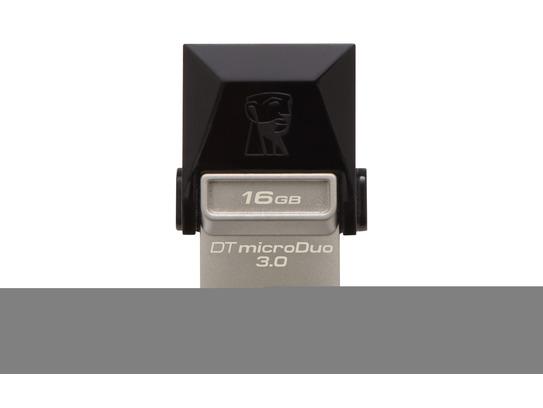 Kingston DTDUO3/16GB 16GB DT microDuo USB 3.0/ micro USB