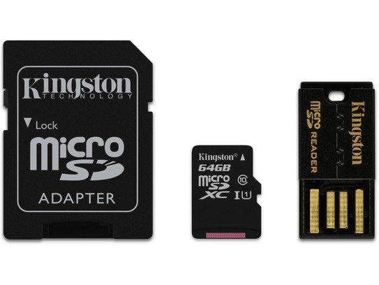 Kingston MBLY10G2/64GB 64GB Multi Kit / MobilityKit