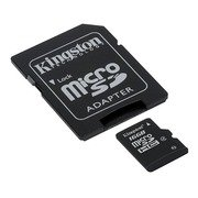 Kingston SDC4/16GBSP MEM SD 16GB MICRO SECURE DIGITAL