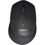 Logitech B330 Silent Plus Mouse Black