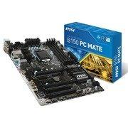 MSI Moederbord INT B150 PC MATE