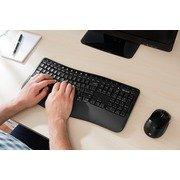 Microsoft Wireless Comfort Desktop 5050 (QWERTY)