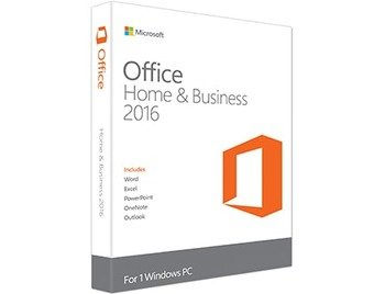 Microsoft Office 2016 Home and Business (NL)