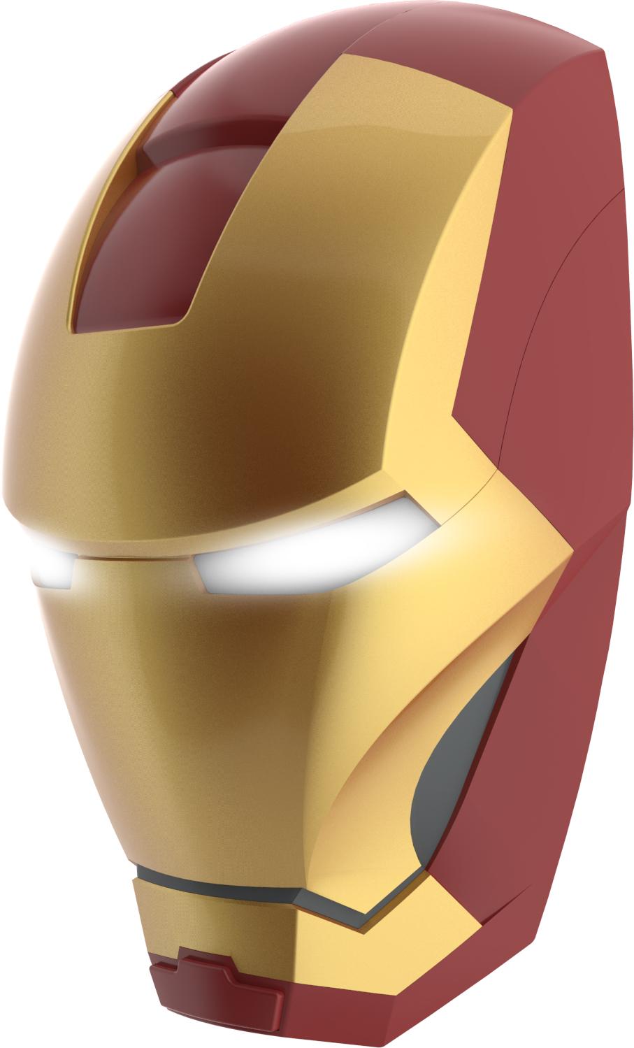 Marvel Led Philips Ironman 3d Tqcxrdsh Lampe Murale 7byfg6