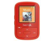 Sandisk Clip Sport Plus 16GB, red