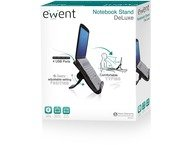 Ewent EW1251 Notebook stand with usb hub