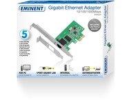 Eminent EM4029 10/100/1000 Mbps PCI-e Networking adapter