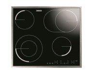 Zanussi ZEV6646XBA Keramische Kookplaat, 57cm, 4 zones