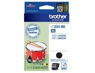 Brother LC-22UBK Black Ink for DCP-J785DW (2400 pages)