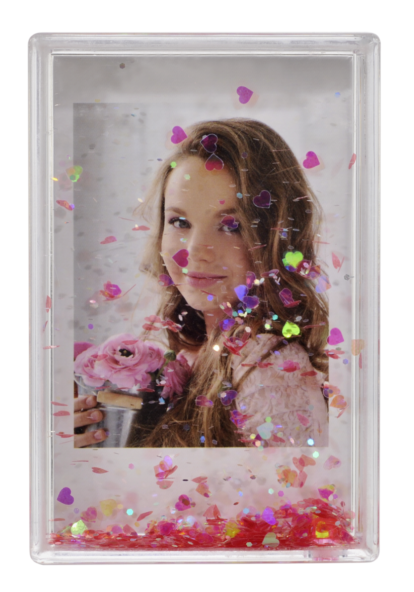 Fujifilm Instax Mini Frame Sneeuwbal Effect Opop Art Craft