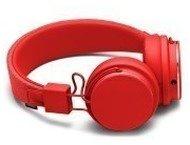 Urbanears Plattan II On-Ear Headphones, tomato