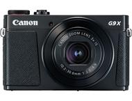 Canon PowerShot G9X Mark II - Zwart