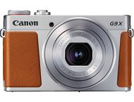 Canon PowerShot G9X Mark II - Zilver