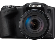 Canon PowerShot SX430 IS - Zwart
