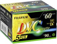 FujiFilm DVC 60 MIN TAPE 1 PCS
