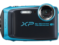 Fujifilm FinePix XP120 - Lichtblauw