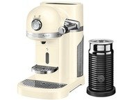 Kitchenaid Nespresso Aeroccino Wit 5KES0504EMS