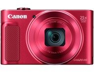 Canon PowerShot SX620 HS - Rood